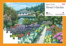 Monet's Garden: Active Minds Puzzle for People with Dementia - Tabtime Limited