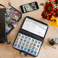 TabTime Tapestry Pill/ Tablet Wallet - Tabtime Limited