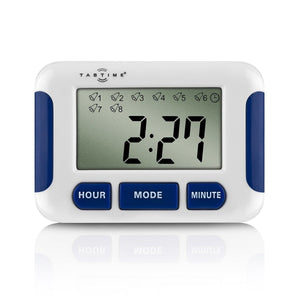 TabTime Timer - Pill Alarm Reminder with Eight alarms - Tabtime Limited