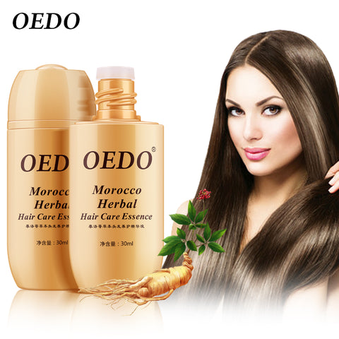 2PCS/lots Herbal Ginseng Multi-functional Nourishing Repair Hair For Hair Loss Fast Powerful Hair Growth Serum Repair Hair Root
