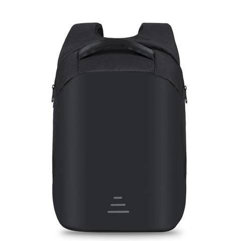 LEFUR Men Travel Backpack USB Charging Laptop Backpack Women Minimalist Fashion Anti-theft Backpack Casual Waterproof Bag Unisex