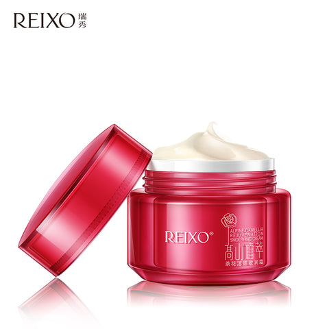 REIXO Hyaluronic Acid Face Cream Anti Aging Anti Wrinkle Moisturizing Face Care Vitamin E Skin Care Hydrating Firming 50g