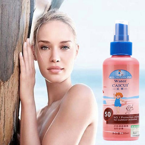 New  Sun Sunscreen Lotion  cream spray whitening For moisturizing Face skin protect sunblock150ml Sun Screen Cream Sun Block