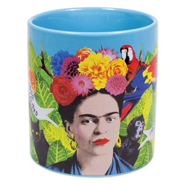 frida kahlo coffee cup