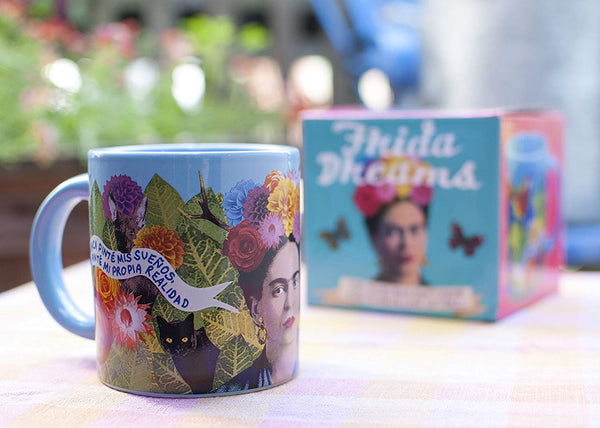 Frida Kahlo Mug - Coffee Cup