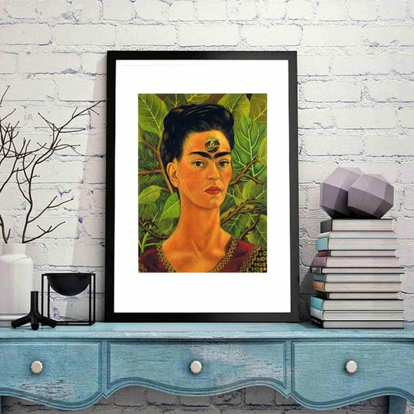 Frida Kahlo Wall Art For Room Decoration