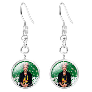 Frida Kahlo Dangle Earrings