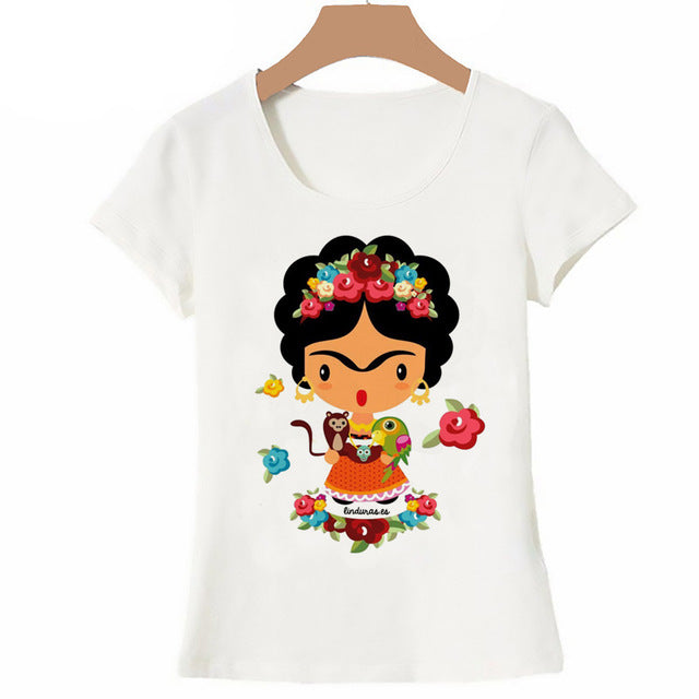 frida kahlo t shirt