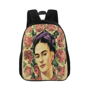 frida kahlo backpack