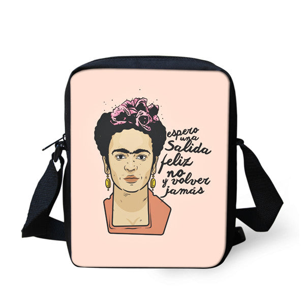 Frida Kahlo Crossbody Bag