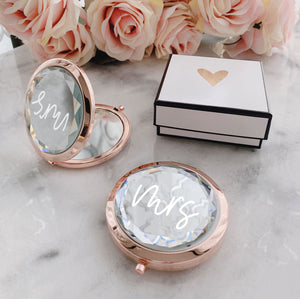 Mrs. Compact Mirror