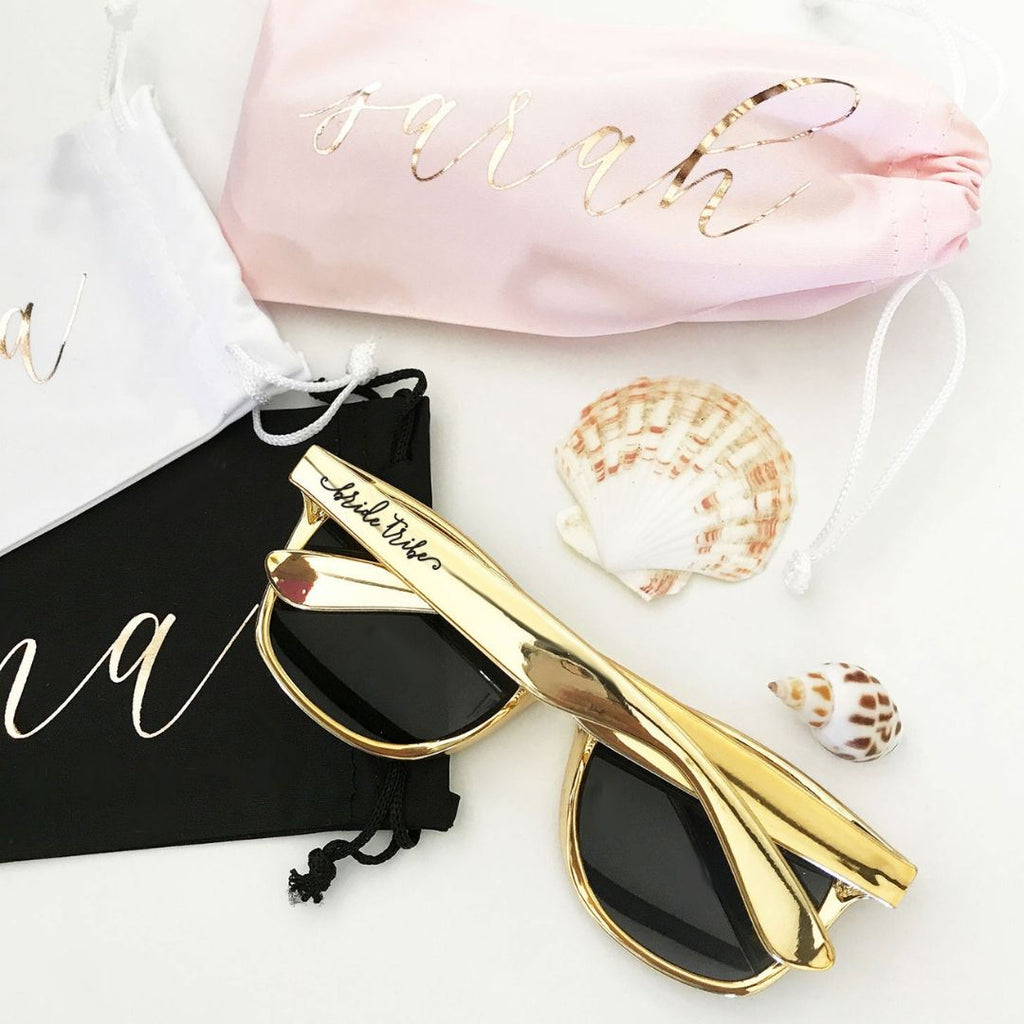 Sunglasses for Bridal Party