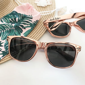 Bachelorette Sunglasses with Pouch - Lucky Maiden