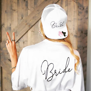 Bride Squad Hats - Lucky Maiden