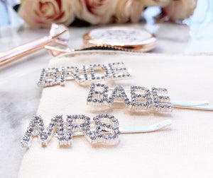Hair Pin for Bride - Lucky Maiden