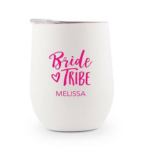 I Do Crew Bridesmaid Tumbler - Lucky Maiden
