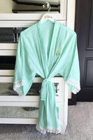 cotton bridesmaid robes