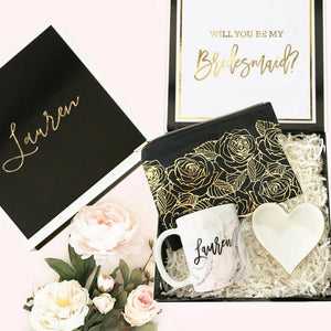 Best Bridesmaid Proposal Box (customer favorite) - Lucky Maiden