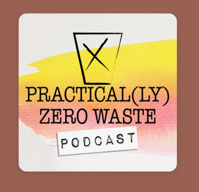 Earthology Podcast with Elsbeth from Practically Zero Waste