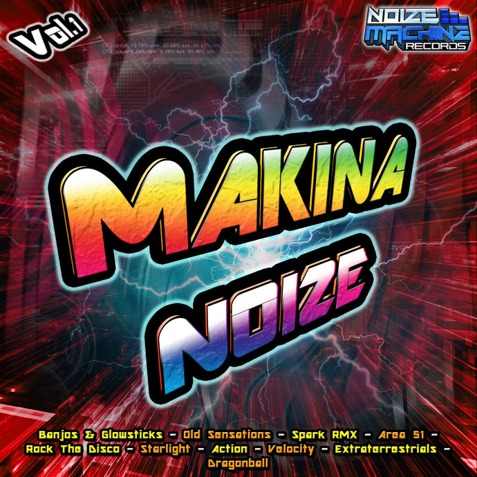 Makina Noize Vol.1 (Digital Album)