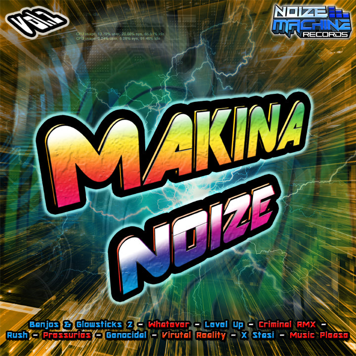 Makina Noize Vol.2 (Digital Album)