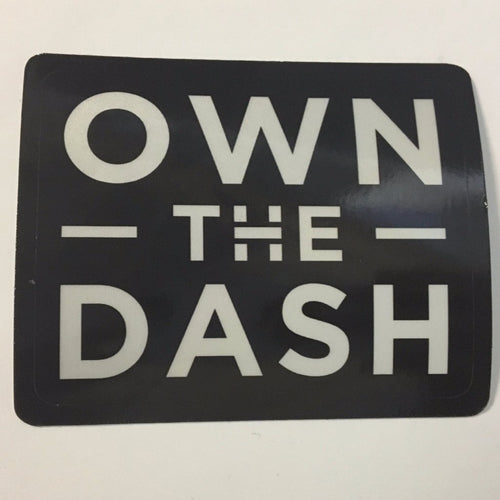 Dash Decals