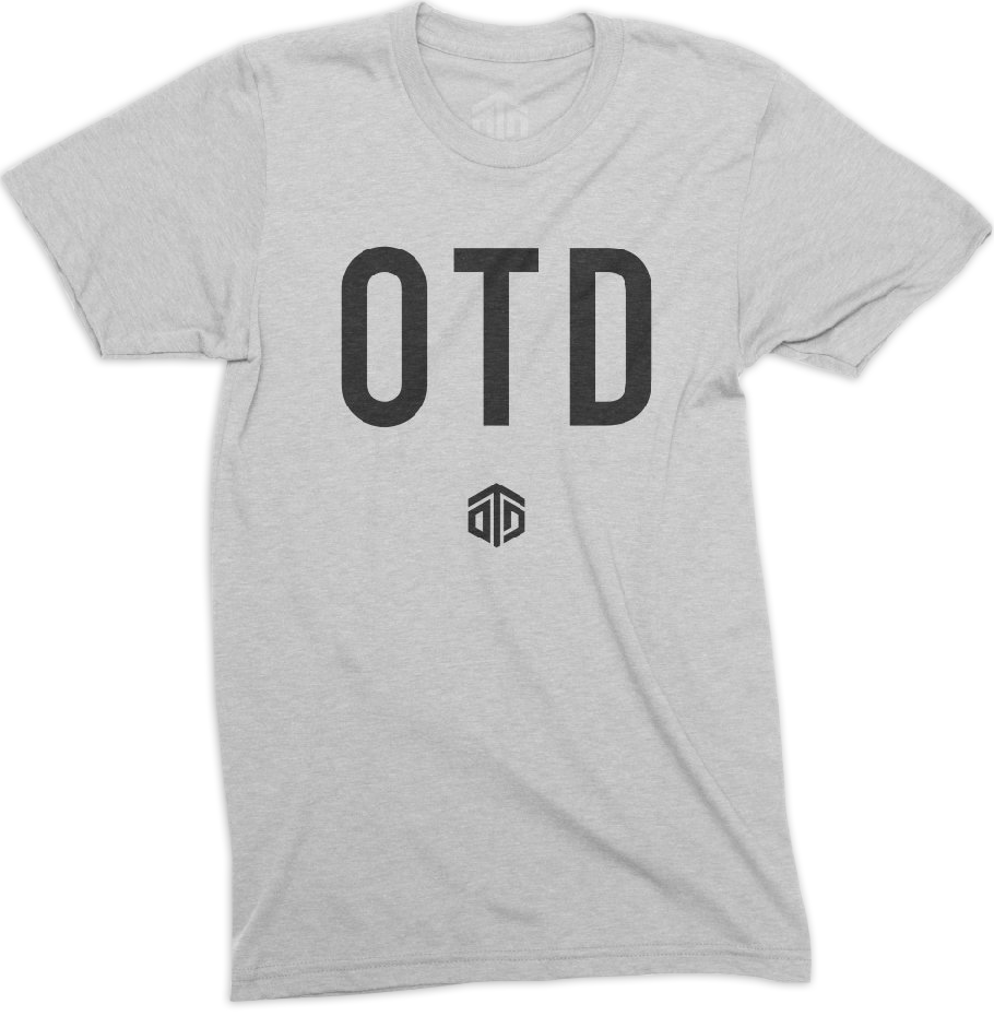 Own the Dash Bold Logo T-Shirt