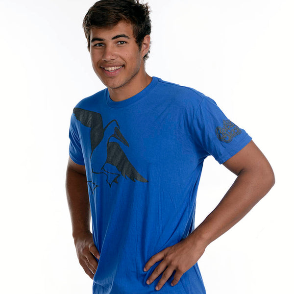 Blue Bird Logo Shirt
