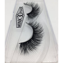 Load image into Gallery viewer, 3D Mink Eyelashes - A09-Eyelashes-Dramatic Eyelashes