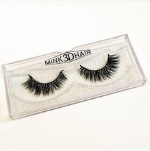 Load image into Gallery viewer, 3D Mink Eyelashes - AVA-Eyelashes-Dramatic Eyelashes