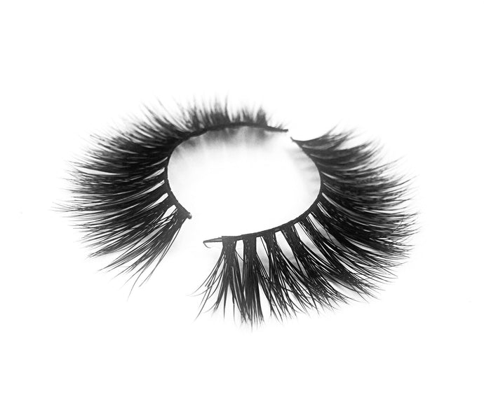 3D Mink Eyelashes - NICOLA-Eyelashes-Dramatic Eyelashes