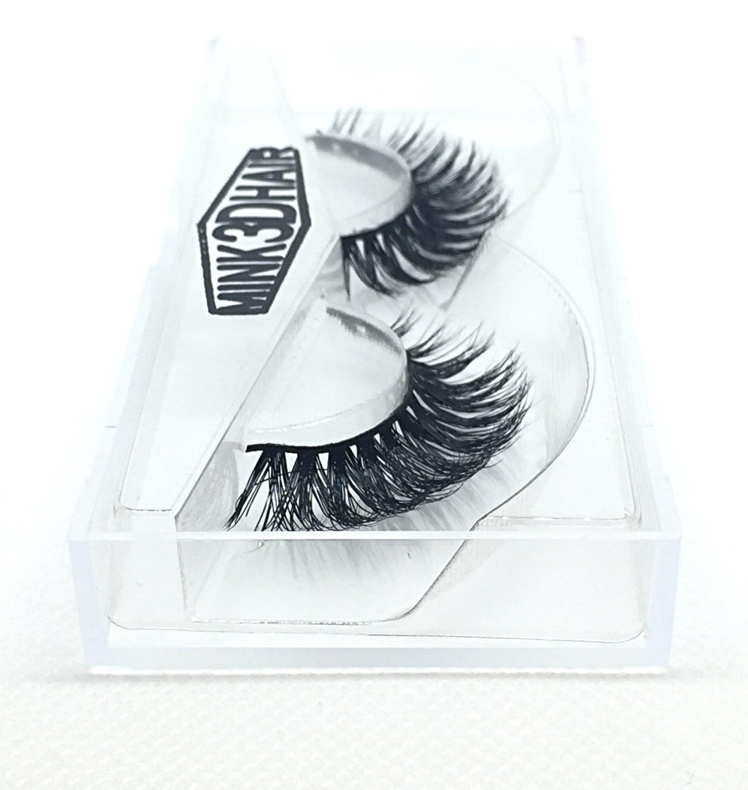 3D Mink Eyelashes - SD05-Eyelashes-Dramatic Eyelashes