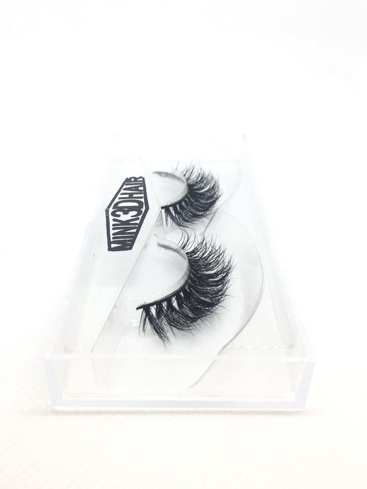 3D Mink Eyelashes - SD08-Eyelashes-Dramatic Eyelashes