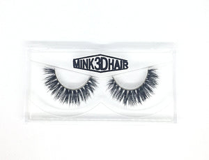 3D Mink Eyelashes - SD09-Eyelashes-Dramatic Eyelashes