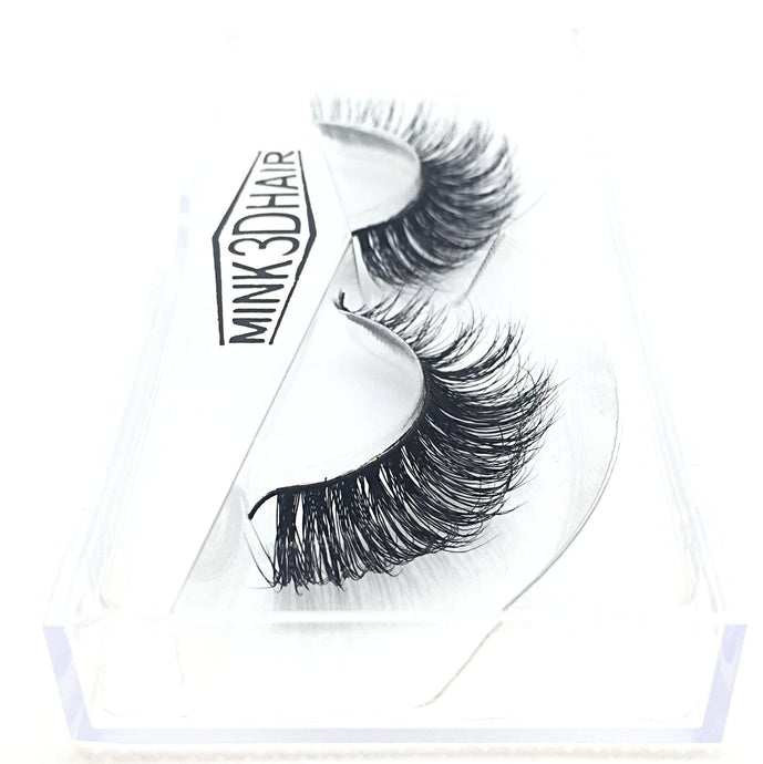 3D Mink Eyelashes - SD10-Eyelashes-Dramatic Eyelashes