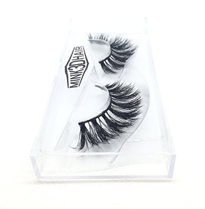 3D Mink Eyelashes - SD12-Eyelashes-Dramatic Eyelashes