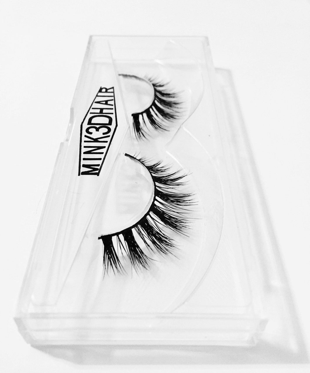 3D Mink Eyelashes - SD15-Eyelashes-Dramatic Eyelashes