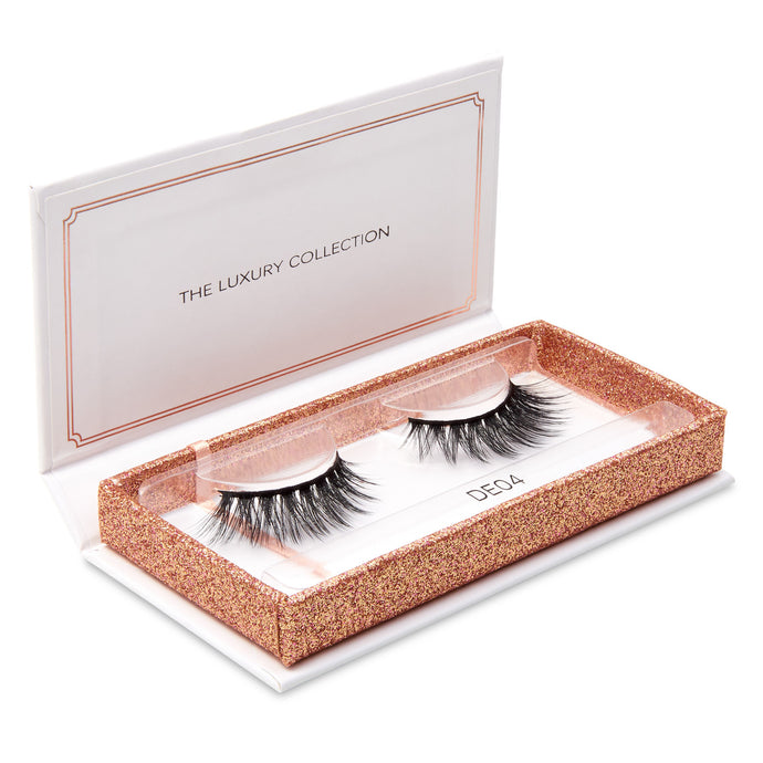 Luxury 3D Mink Eyelashes - DE04 - Dramatic Eyelashes