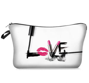 Makeup Cosmetic Bag - LOVE