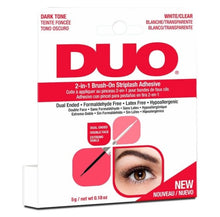 Load image into Gallery viewer, DUO 2-in-1 Lash Adhesive Clear & Dark (5g)