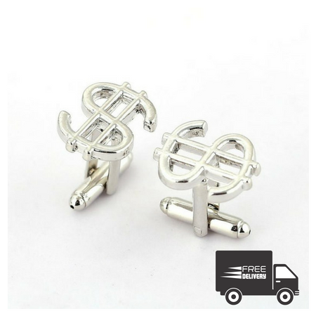 US Dollar Cufflinks