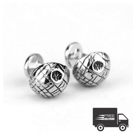 Star Wars Earth Ball Cufflinks