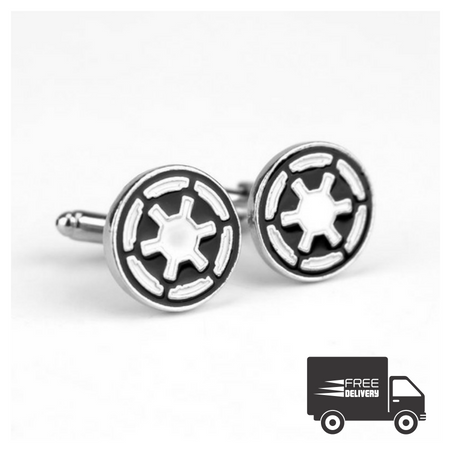 Brooch Galactic Cufflinks