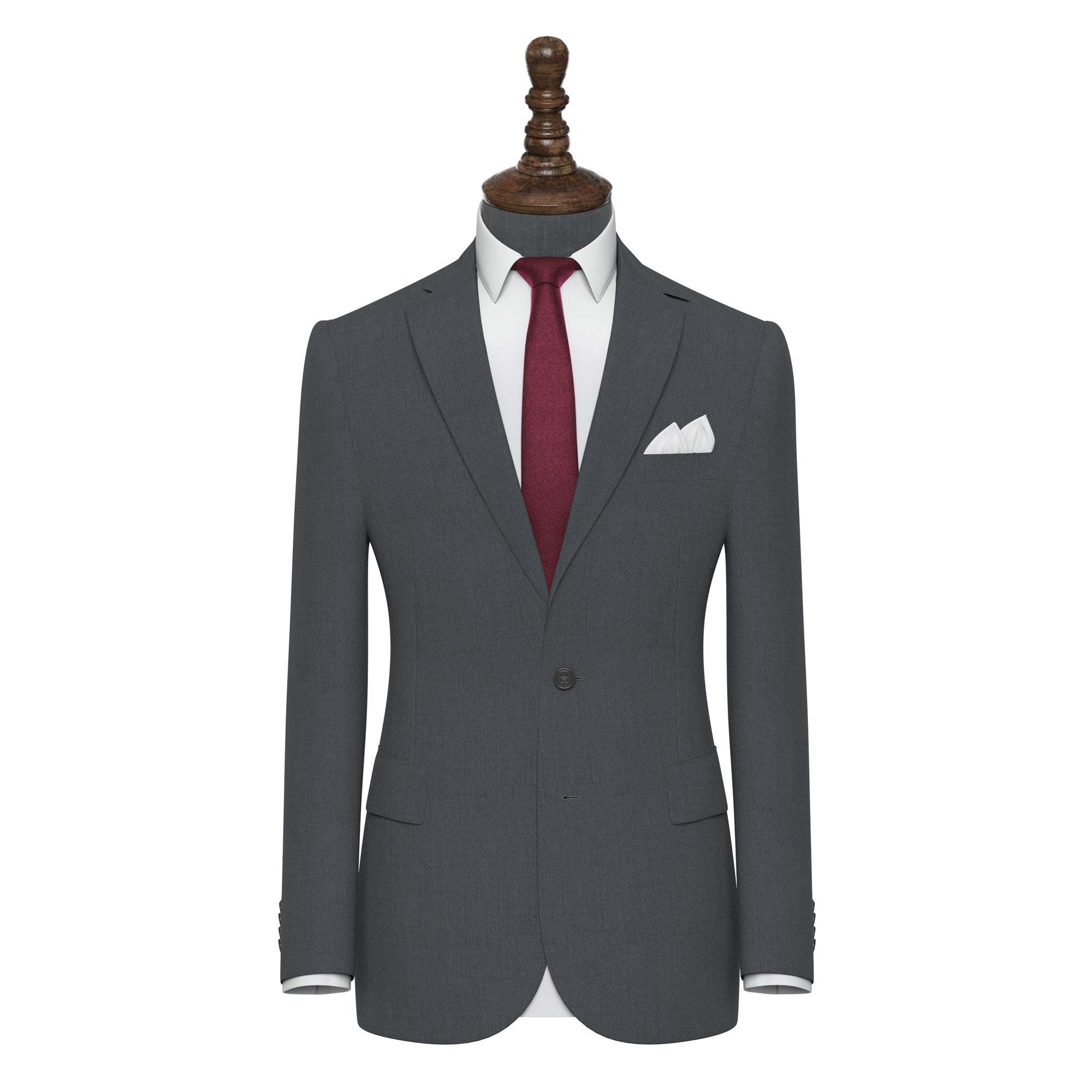 Business As Usual - Grey - Jacket
