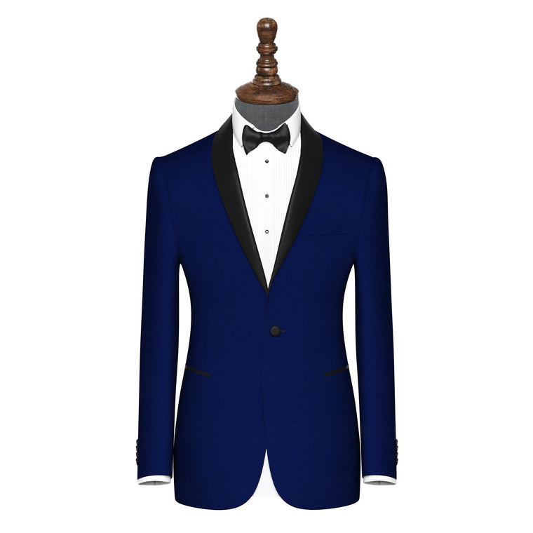 The Royal Blue Tuxedo