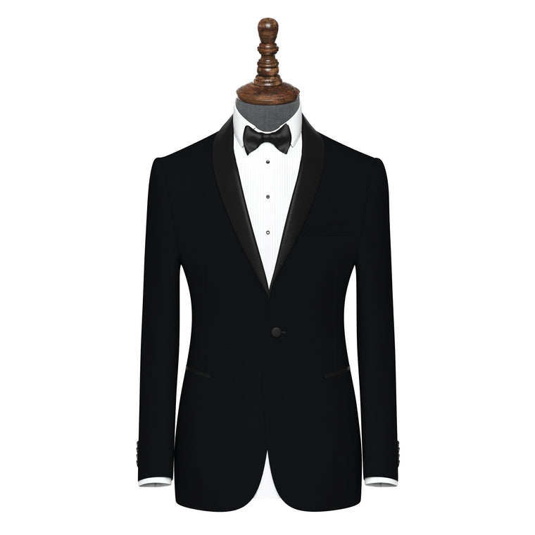 The Royal Black Tuxedo