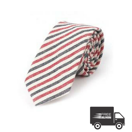 Napo Striped Tie