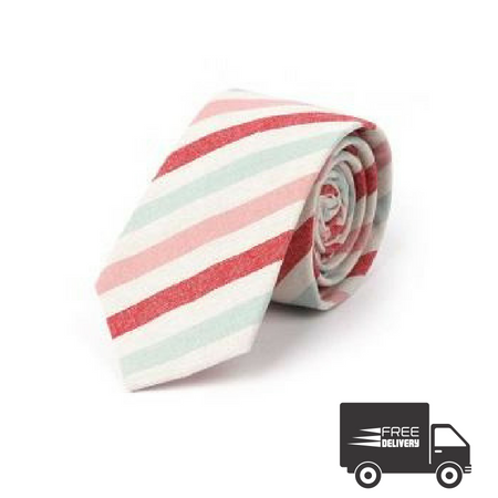 Bliss Striped Tie