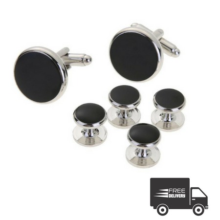 The Royal Cufflinks & Studs