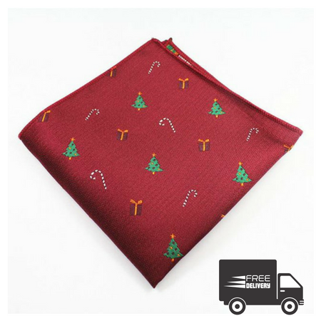 Festive Pocket Square